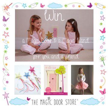 Win a Magic Door and a Magic Wand!