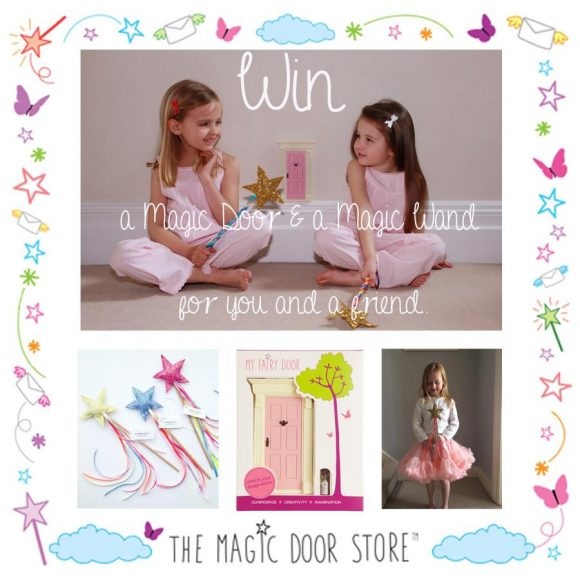 Win a Magic Door and a Magic Wand!