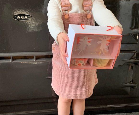 Children's Party Cupcake Kits by Meri Meri