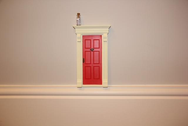 How to: Set up a home for your Fairy Door & Elf Door